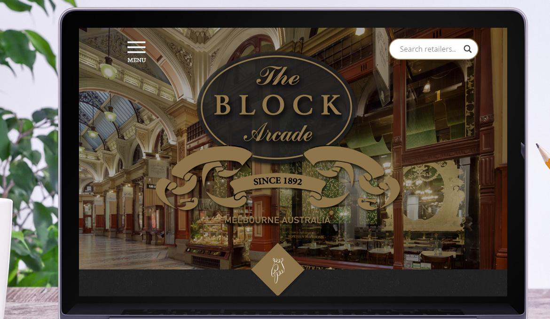 The Block Arcade