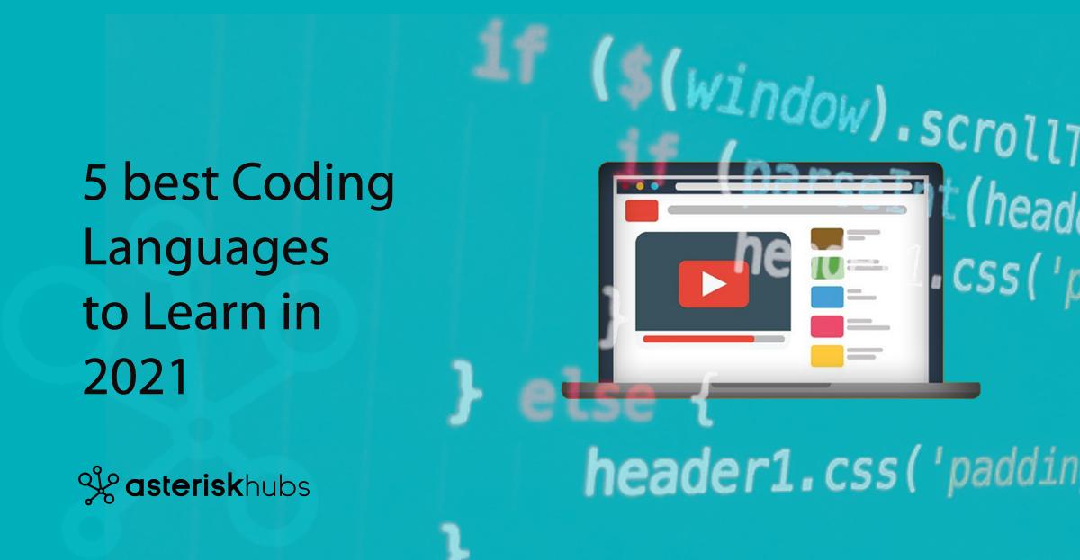 coding in 2021